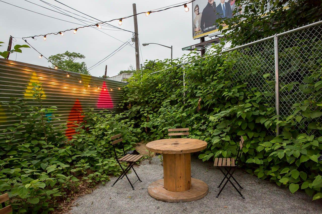 """Nowadays"" is a new outdoor hangout spot in Queens, built on a former industrial site and designed by Future Green studio"
